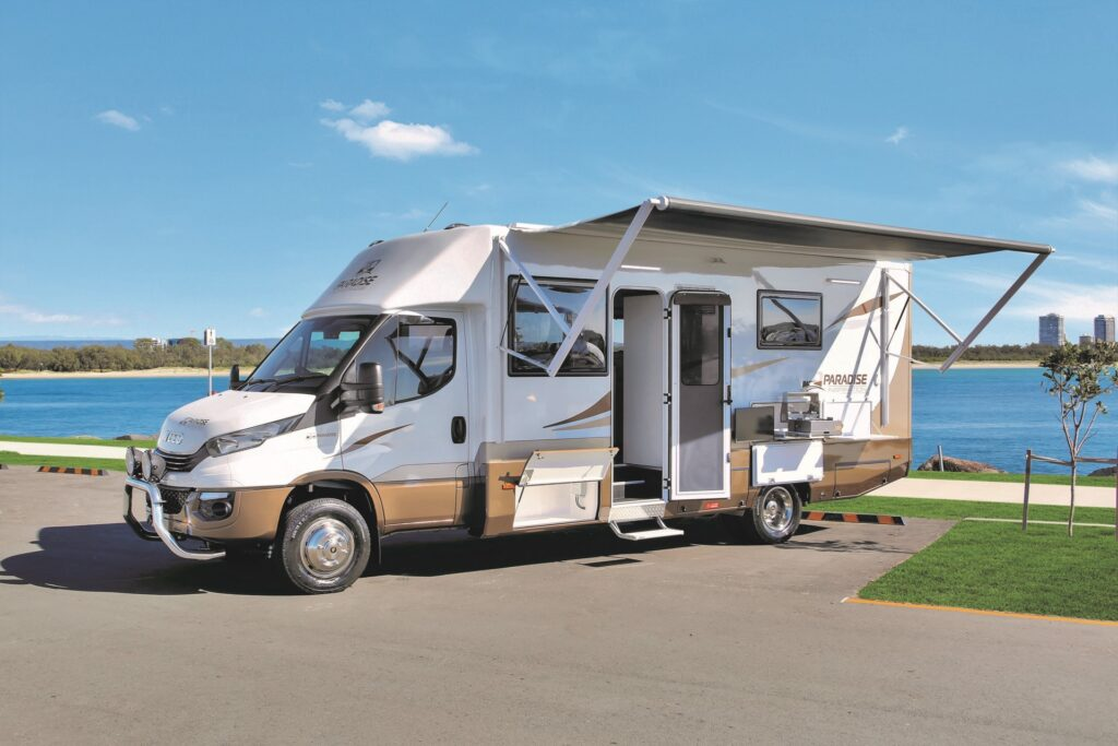 Paradise Motor Homes Inspiration Series Motorhome - Home slider image 4