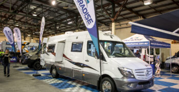 Paradise Motor Homes 2018 Shows and Open Days - Image 2