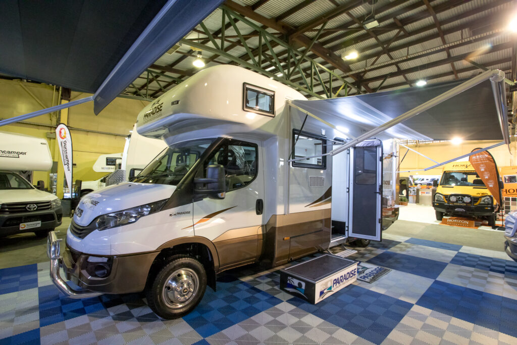 Paradise Motor Homes 2018 Shows and Open Days - Image 4