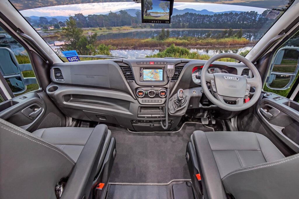 SL Series Motorhome - Slider Image 3