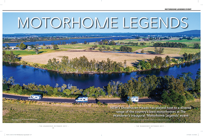 Paradise Motor Homes - Motorhome Legends Review