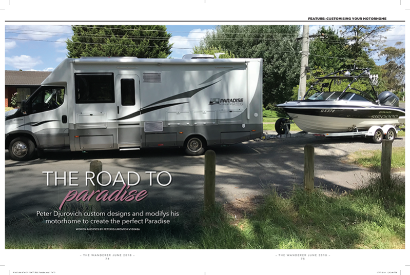 Paradise Motor Homes - Review - Paradise