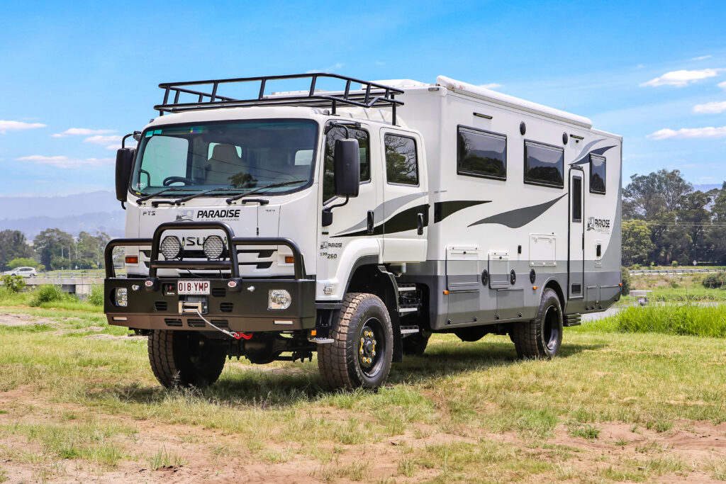 Custom Designed Motorhomes, New and Used Motorhomes, Demo