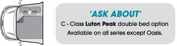 Ask About Luton Peak