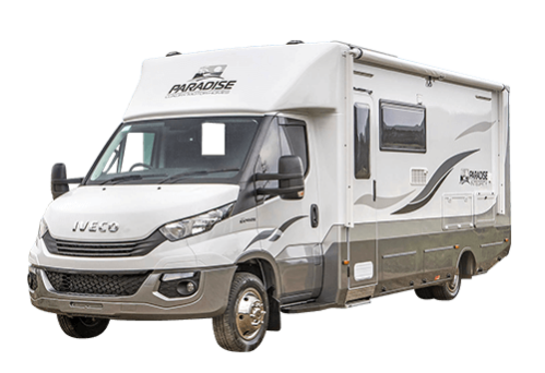 Paradise Luxury Motor Homes Integrity Series