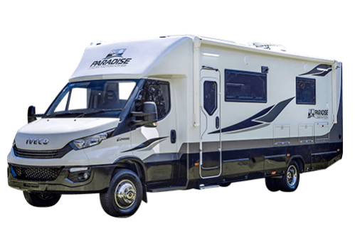 Paradise Luxury Motorhomes Choose Your Adventure In Paradise