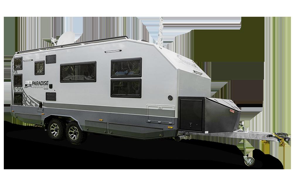 Pinnacle XB22HD Caravans